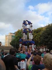 DSC08237 (Cargolins) Tags: castellers safa esplugues castells cornell 2013 santjoandesp cargolins