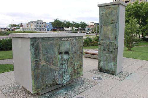 Alexander Mackenzie Monument - Sarnia, Ontario (Canada)