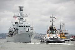 uk ship military free hampshire equipment portsmouth british tug frigate defense defence radar artisan sensor royalnavy ironduke type23 ffg dukeclass hmsironduke hmnbportsmouth