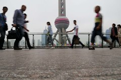 Pearl Tower (JuliaD_K) Tags: china asia shanghai streetphotography
