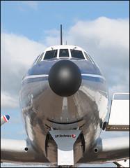 RIAT 2013 - Lockheed Super Constellation (Si 558) Tags: tattoo aviation air royal super airshow lockheed raf constellation fairford riat royalinternationalairtattoo riat2013