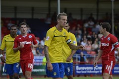 Crawley - Coventry (Michael Hulf Photography) Tags: sky one august coventry bet 32 3rd league crawley 2013