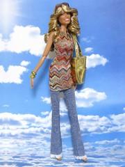 Farrah Barbie Jill's Angelic Heaven-2 (Ladywawa3) Tags: city look jill barbie angels basics shopper farrah fawcett charlies the