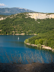 Lac de Sainte-Croix (★ iolo ★) Tags: lake france lac lr f40 saintecroix bauduen iso80 provencealpescôtedazur ¹⁄₄₀₀s §§§§§ canonpowershots90 6225mm