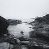 Beavertail Light (Ryan Silva) Tags: longexposure sunset sky beach water rocks olympus omd em5 lightcraftworkshop