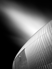 The Arena (CResende) Tags: parque light bw white black portugal clouds movement expo time lisbon softness arena stop le nikkor contrasts d800 meo 1635 cresende