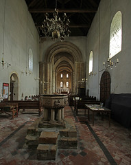 100-IMG_9902a (tjsphotobrigg) Tags: uk england church architecture canon buildings interior villages historic lincolnshire font stow