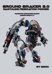 Ground B (-Konix-) Tags: sf robot lego orion mecha moc hardsuit conflit