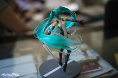 Racing Miku 2011 ver. ( 2011 ver.) (AndrewMai) Tags: max anime scale girl smile japan factory little good manga racing company topless figure loli otaku 18 ver hentai hatsune miku doujinshi 2011 vocaloid fakku