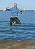 Patrick flies again! (troutwerks) Tags: suomi finland flying helsinki patrick bestfriend leaping suomenlinna