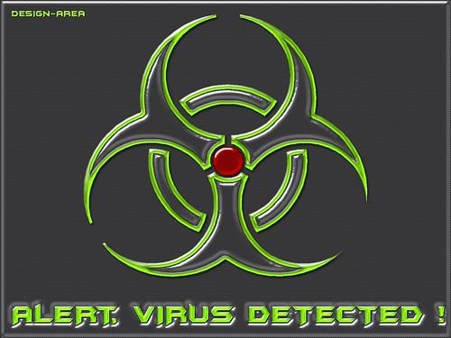 virusdetedted