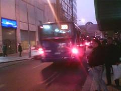 208|Huechuraba-Mapocho (maria angelica nuñez oyarce) Tags: bus buses volvo centro urbano colectivos transporte marcopolo 208 transantiago pasajeros huechuraba 7208 subus locomocióncolectiva marcopologranviale troncal2 subuschile bjfg73