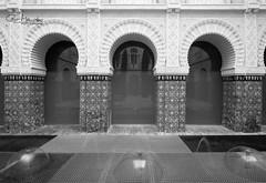 Casa Dorda (Cani Mancebo) Tags: espaa spain arquitectura murcia cartagena arco herradura patiorabe canimancebo