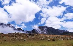 Valle muerto (SundayMorning7) Tags: mountain clouds bluesky merida montaa losandes greengrass theandes mridavenezuela thenades