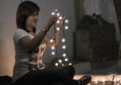 Glowing Love (carmigranfon) Tags: christmas xmas light shine glowing