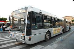 Roman Bus (So Cal Metro) Tags: italy rome roma bus italia metro transit breda artic articulated atac articulatedbus bredamenarinibus menarinibus