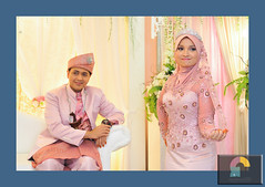 Farah & Muzaffar (Khairul Effendi Production) Tags: wedding portrait make up night pose fun photography engagement outdoor decoration hijab culture makeup posing reception portraiture malaysia ready products kuala kualalumpur moment henna malaysian lumpur malay sanding titiwangsa tudung nikah solemnization