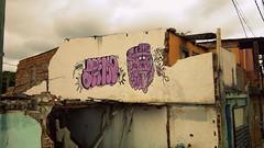 so no cai (PRIMO) Tags: up graffiti calle primo crew killa rua trow