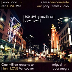 | 800–898 granville st | | no.43 | (I am a Vancouverite) Tags: world city people tourism home promotion vancouver fun cool realestate profile yvr today l4l vancity downtownvancouver metrovancouver onemillion cityofvancouver vancouverite vancouvercity vancouvertourism vancouverrealestate vanone awesomevancouver instaphoto instagood instafollow miguelboccanegra thegreatervancouverarea