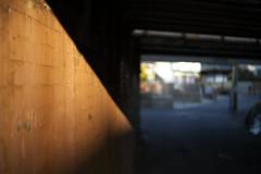 Under the bridge (tetsuo5) Tags: 鎌倉 扇ガ谷 横須賀線 扇ガ谷ガード kamakura ohgigayatsu yokosukaline eos5dmarkⅱ explored ai ainikkor35mmf20s