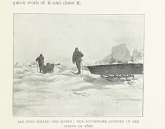 Image taken from page 307 of 'With Nansen in the North: a record of the Fram expedition in 1893-96. ... Translated from the Norwegian by H. L. Brækstad. [With illustrations.]' (The British Library) Tags: bldigital date1899 pubplacelondon publicdomain sysnum001880110 johansenfrederikhjalmar medium vol0 page307 sherlocknet:tag=line sherlocknet:tag=wind sherlocknet:tag=kinder sherlocknet:tag=right sherlocknet:tag=rend sherlocknet:tag=nansen sherlocknet:tag=land sherlocknet:tag=direct sherlocknet:tag=julia sherlocknet:tag=laden sherlocknet:tag=hat sherlocknet:tag=capitol sherlocknet:tag=gift sherlocknet:tag=journey sherlocknet:tag=alger sherlocknet:tag=sufficient sherlocknet:category=organism