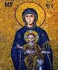 Jesus cum Maria Virgine (Gastone Mappini) Tags: blue detail art turkey arte madonna jesus istanbul hagiasophia oro turchia dettaglio mosai gastone santasofia gastonemappini mappini