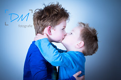 Brother Love. (DwayneMaikel Photography ) Tags: street camera portrait people closeup canon photography photo child close streetphotography photograph dm 24105 canon60d dmfotografiezwolle