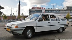 Citron BX 14E Break 1986 (XBXG) Tags: auto old france classic netherlands car station amsterdam vintage wagon french automobile break estate nederland citron voiture 1986 paysbas ancienne stadionplein bx 14e franaise stationcar stationwagen citronbx 51jjz3 sidecode7