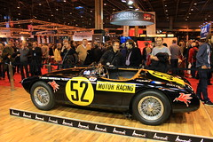 O.S.C.A. MT 4 2DA '54 (Fido_le_muet) Tags: paris classic cars vintage de mt 4 1954 des collection versailles porte 54 parc osca 2014 anciennes retromobile 2da expositions mt4