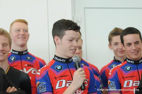 Ploegvoorstelling Davo Cycling Team (147)