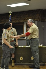 COH Feb 2014  108 (Howard TJ) Tags: camping boy court honor coh scouts merit uniforms awards badges troop scouting bsa 826