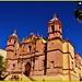 Parroquia de Santo Domingo de Guzmán (Zacatecas) Estado de Zacatecas,México