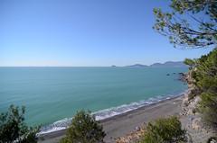 Punta Corvo (Luca Rodriguez) Tags: sea trekking mare hiking liguria spiaggia tellaro montemarcello puntacorvo lucarodriguez