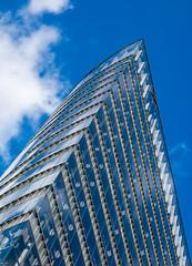 Geld-Silo II - Wien Vienna (Gerhard R.) Tags: vienna wien abstract building architecture modern arquitectura architektur abstrakt donaukanal raiffeisen flickrandroidapp:filter=none