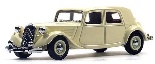 Dinky Matchbox Citroën 15