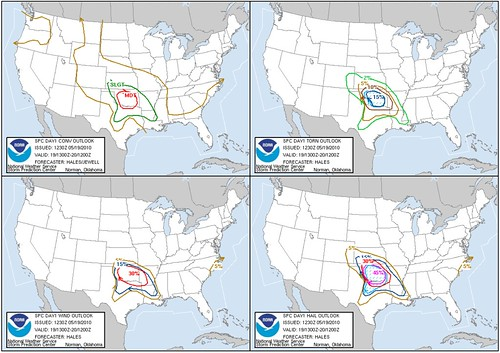 "SPC Outlook May 19 2010 • <a style=""font-size:0.8em;"" href=""http://www.flickr.com/photos/65051383@N05/13728896853/"" target=""_blank"">View on Flickr</a>"