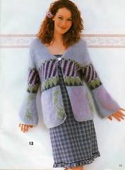 Sabrina_2002-09d (Homair) Tags: sabrina fuzzy fluffy mohair cardigan