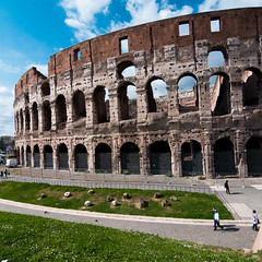 Coliseum / Rome / Italy / April 2014 (reetchee) Tags: italy rome roma coliseum italie 2014 colisée delcolosseo