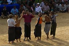 South Lombok (sunrisejetphotogallery) Tags: festival indonesia stick fighting putri lombok bau pantai nusa seger barat tenggara selatan nyale mandalika