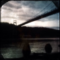 bridge winter light hot saint st oregon portland essay solitude story pdx pnw johns stjohnsbridge hipstamatic upperleftusa
