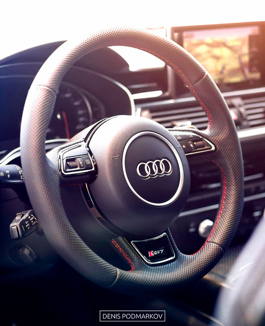 interior 7 audi rs rs7