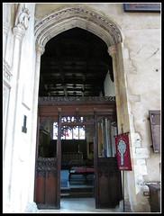 Cirencester - Parish Church of St John the Baptist (pefkosmad) Tags: uk england church worship medieval gloucestershire anglican cirencester placeofworship churchofengland parishchurch parishchurchofstjohnthebaptist stjohnthebaptist ladychapel englandsthousandbestchurches