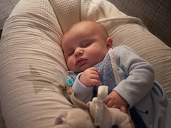 Dodo (Dahrth) Tags: sleeping baby lumix sleep bb sommeil gf1 lumix20mm gf120