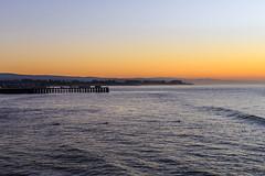 Santa Cruz Trip - Jan 2015 - 3 (www.bazpics.com) Tags: ocean california santa ca morning usa santacruz sun lighthouse america sunrise point dawn coast shark early unitedstates pacific cove pigeon cruz surfers coastline fin barryoneilphotography