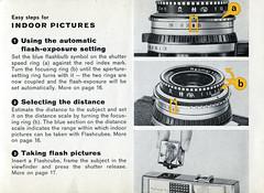 Kodak Retina S2 - Instuctions for use - Page3 (TempusVolat) Tags: kodak retina s2 instructions for use film 35mm guide vintage tempusvolat gareth tempus volat mrmorodo garethwonfor mr morodo epson perfection v200 scan scanner scanning scanned