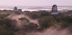 Mayan Sunrise (csnyder103) Tags: sunrise maya guatemala tikal temples mayantemples canoneos6d