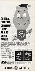 GE 1961 Ad (JeffCarter629) Tags: ge generalelectric vintagechristmas vintagechristmaslights generalelectricchristmas gechristmas gechristmaslights generalelectricchristmaslights vintagechristmaslightsads