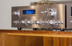 Pioneer SA-608 Integrated Amplifier (AudioClassic) Tags: silver pioneer retrostereo hifistereo integratedamplifier retroaudio hificlassic audioclassic