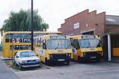 NIBS BIL6358 & BIL4419 (Sparegang) Tags: nelsons nibs wickford shotgate ipswichbuses d202ydx bil6538 nibsbil6358bil4419 d201ydx bil4419