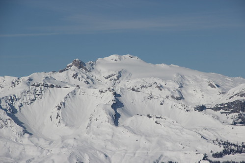 Mont Pucel and Wildhorn
